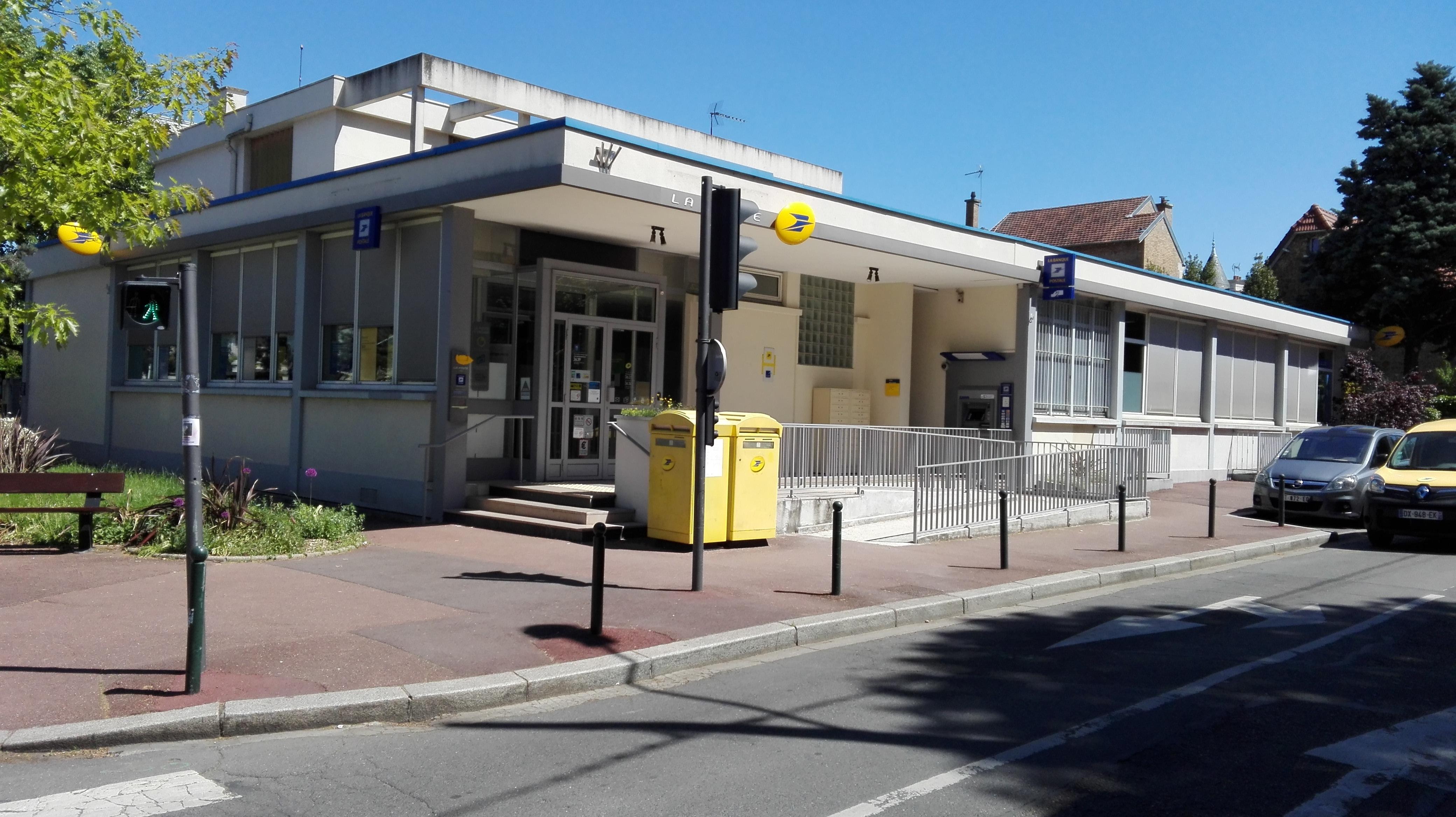 La poste envoi et distribution de courrier rue taitbout