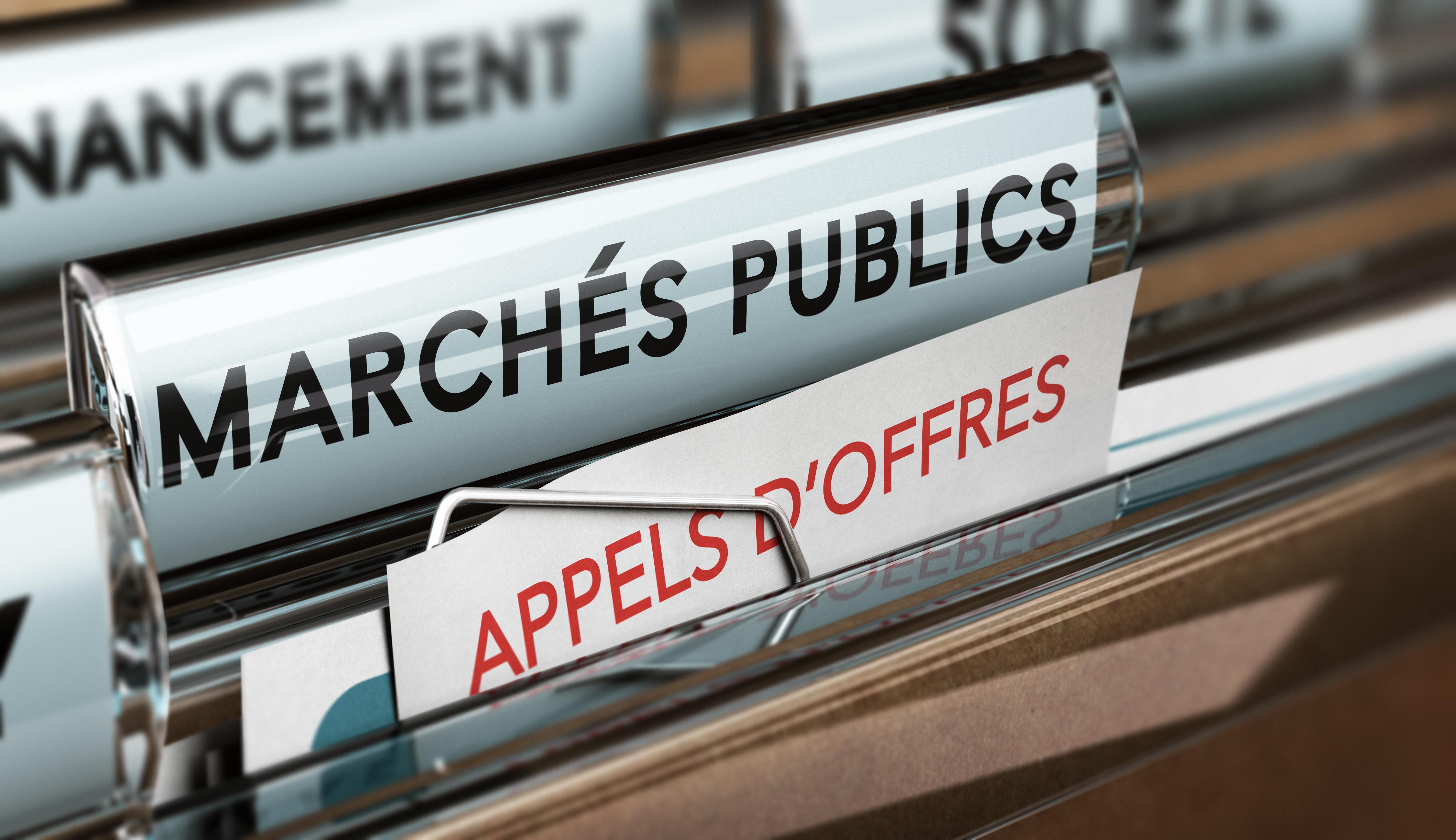 Les marchés publics / La mairie - Ville de Chatou - Le site officiel